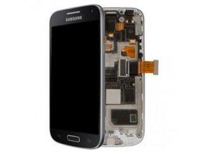 lcd displej Samsung I9195 galaxy S4 mini dotykové sklo čierne